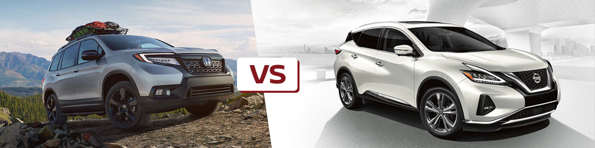 Differences Between The 2020 Nissan Murano Vs. Passport