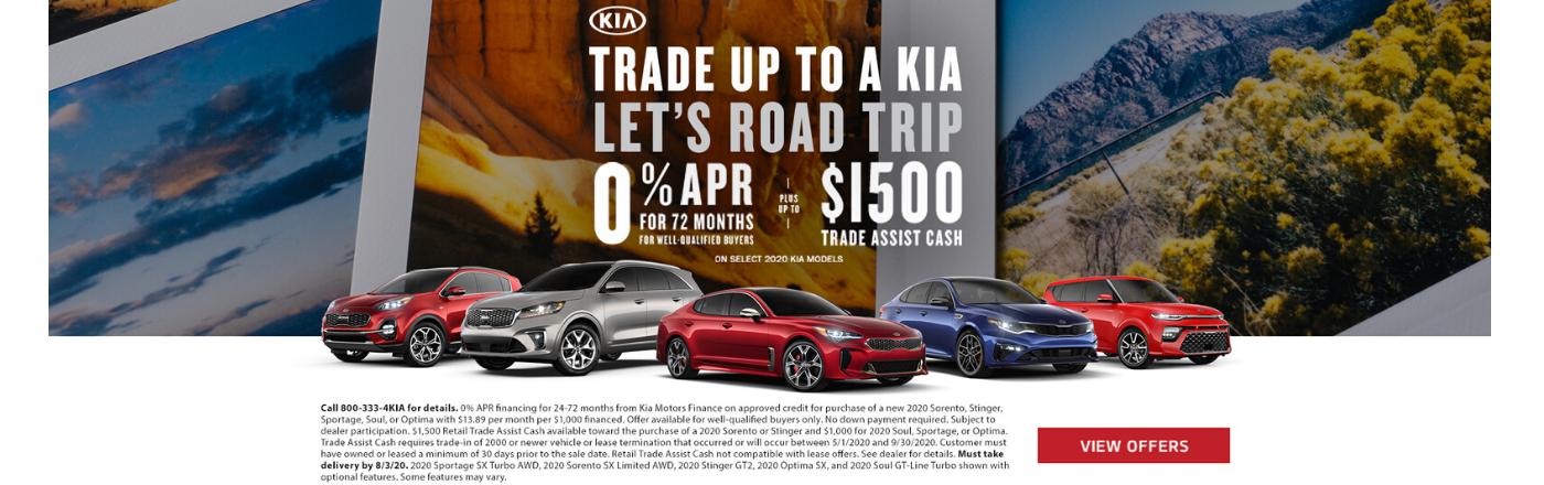 Kia Road Trip