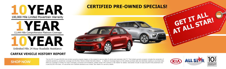 Kia Certified Special