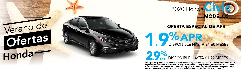 Honda Civic Models