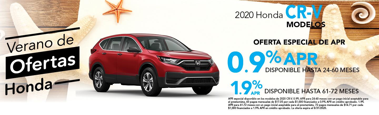 Honda CR-V Models