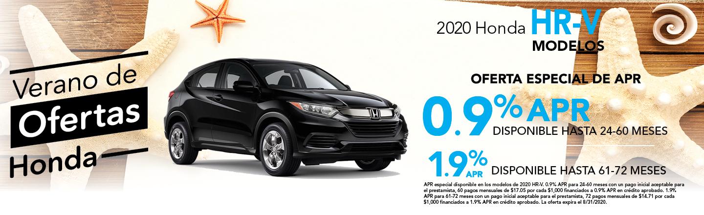 Honda HR-V Models