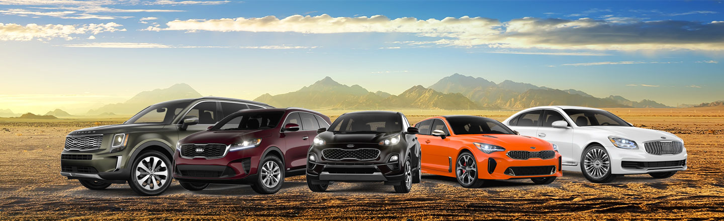 Which Kia Modes Come With All-Wheel Drive?