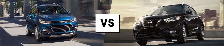 Henna Chevrolet 2020 Chevrolet Trax Vs Kicks