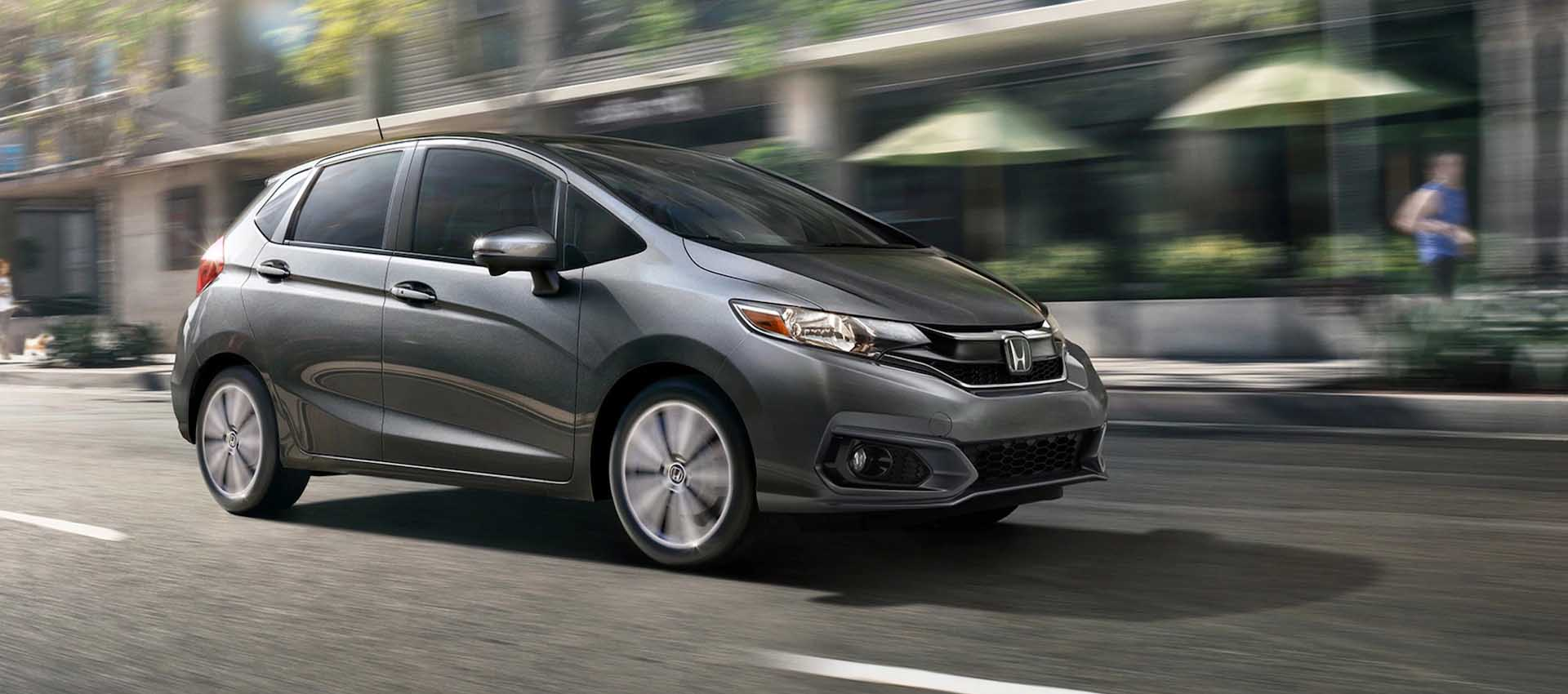 2020 honda fit at DCH Paramus Honda