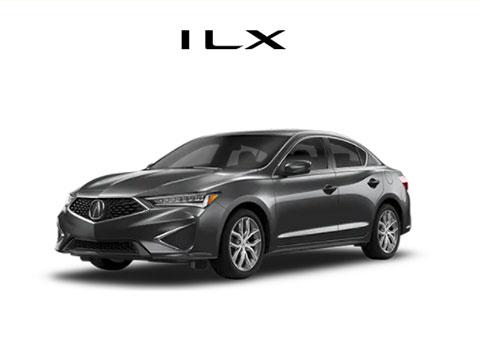 2020 Acura ILX Sedan Base