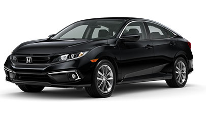 2020 Civic EX Auto