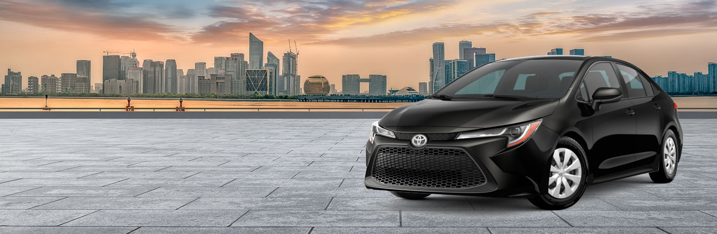 Discover the 2021 Toyota Corolla At Our Paducah, KY, Car Dealer