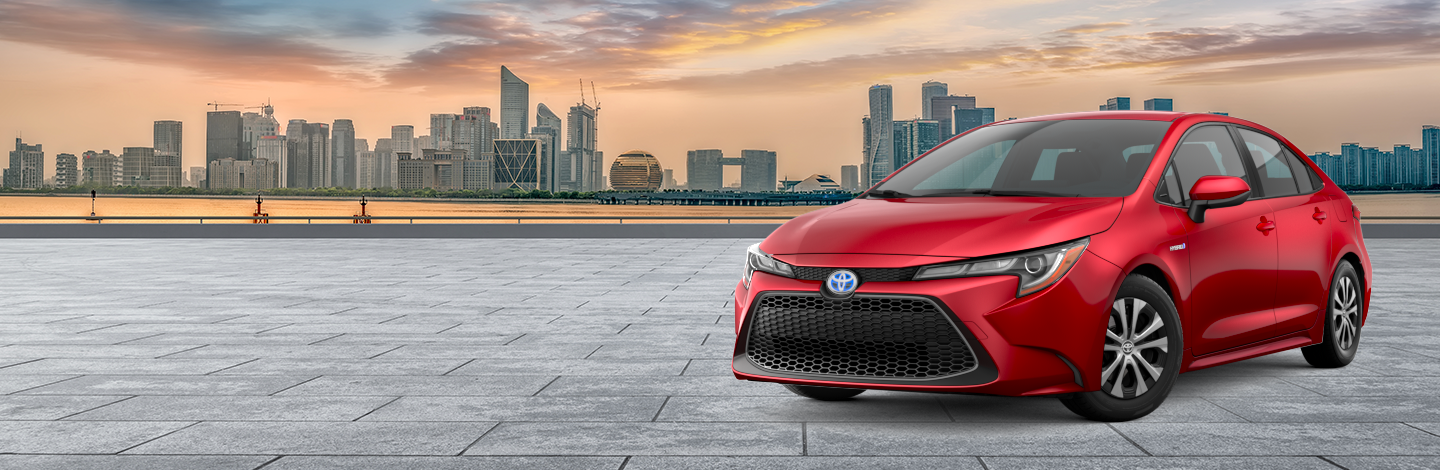 Uncover the 2021 Toyota Corolla Hybrid At Our Paducah, KY, Car Dealer