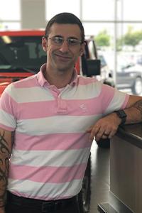 Tyler Roberts Bio Image