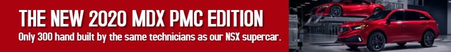2020 MDX PMC Edition