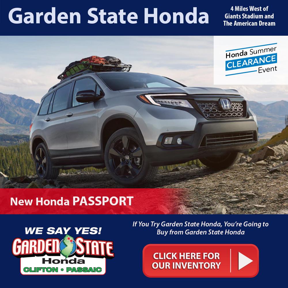 New Honda Passport