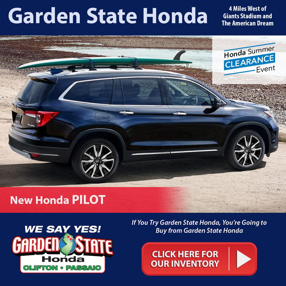 New Honda Pilot