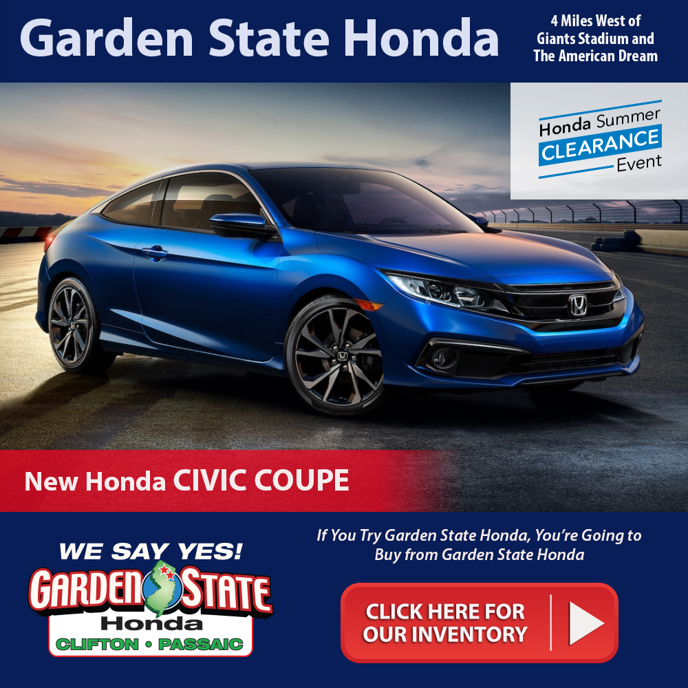 New Honda Civic Coupe