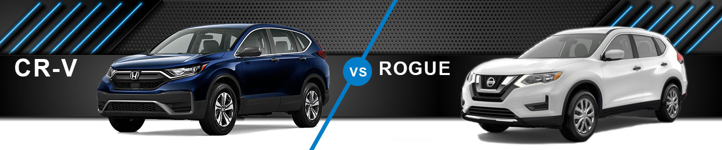 Compare The 2020 Honda CR-V Against The Nissan Rogue In Fremont, CA