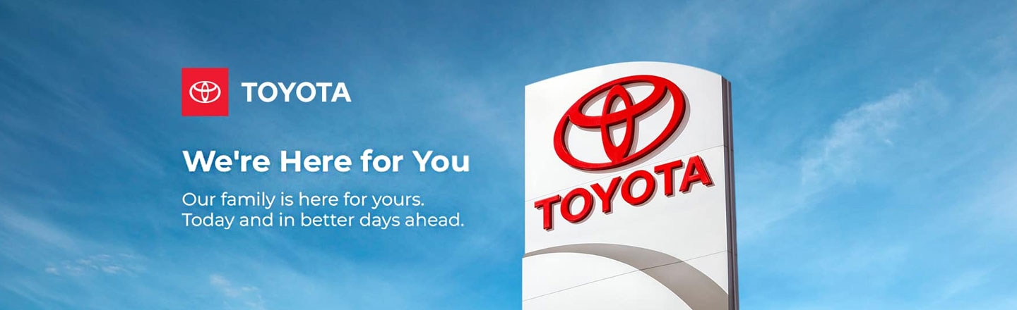 Where To Get Your Toyota Serviced During COVID-19