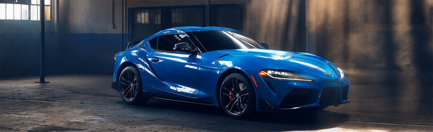 Experience the 2021 Toyota GR Supra At Our Paducah, KY, Car Dealer