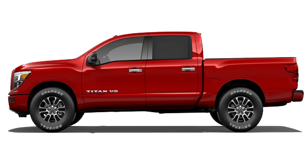 2020 Nissan Titan Accessories