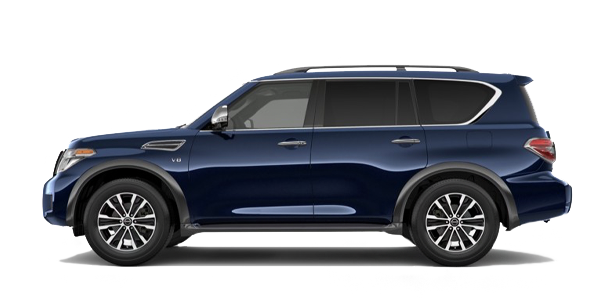 2020 Nissan Armada Accessories