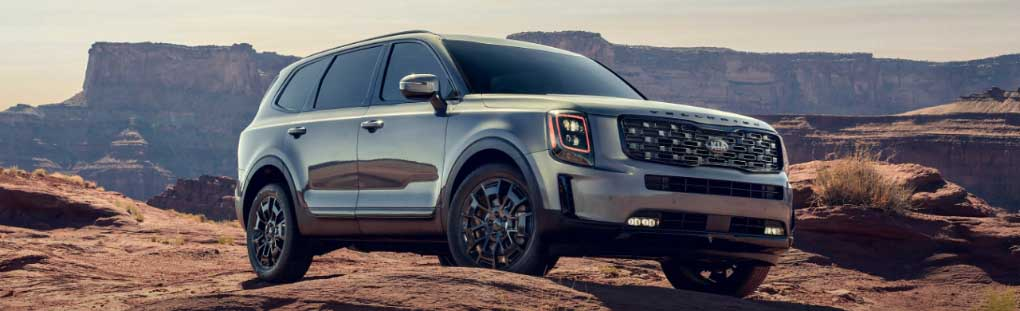 2021 Kia Telluride SUV in Gresham, OR, near Portland
