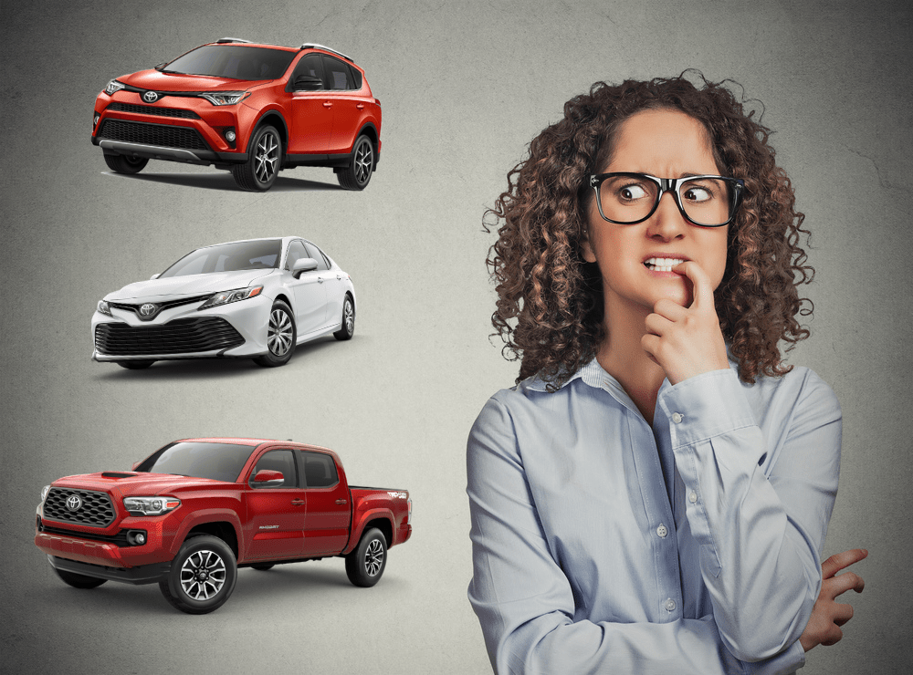 How to Pick the Right Toyota Vehicle for You in New Orleans, LA