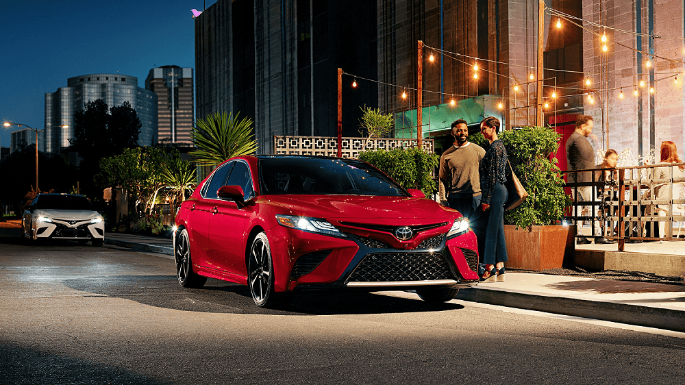 2020 Camry Model Review