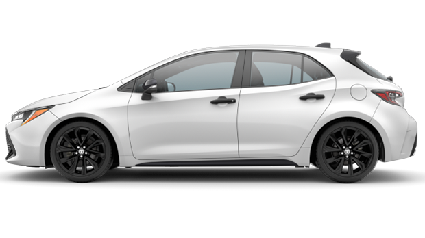 2021 Toyota Corolla Hatchback SE Nightshade Edition