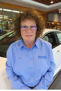 Linda  Mendenhall