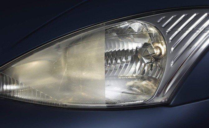 Headlamp Polish
