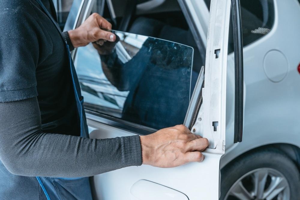Fixing Car Window