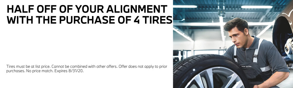 Wheel Alignment Special