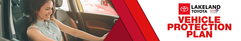 Vehicle Protection Program at Lakeland Toyota