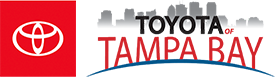 toyota of tampa bay dealer logo