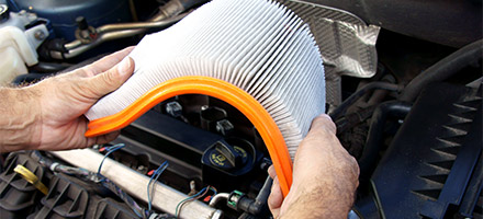 Air Filter Replacement Special