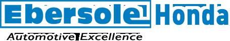 Ebersole Honda logo