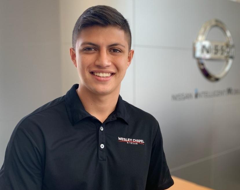 Carlos Flores Bio Image