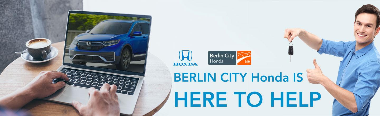 Berlin City Honda NH is Here to Help