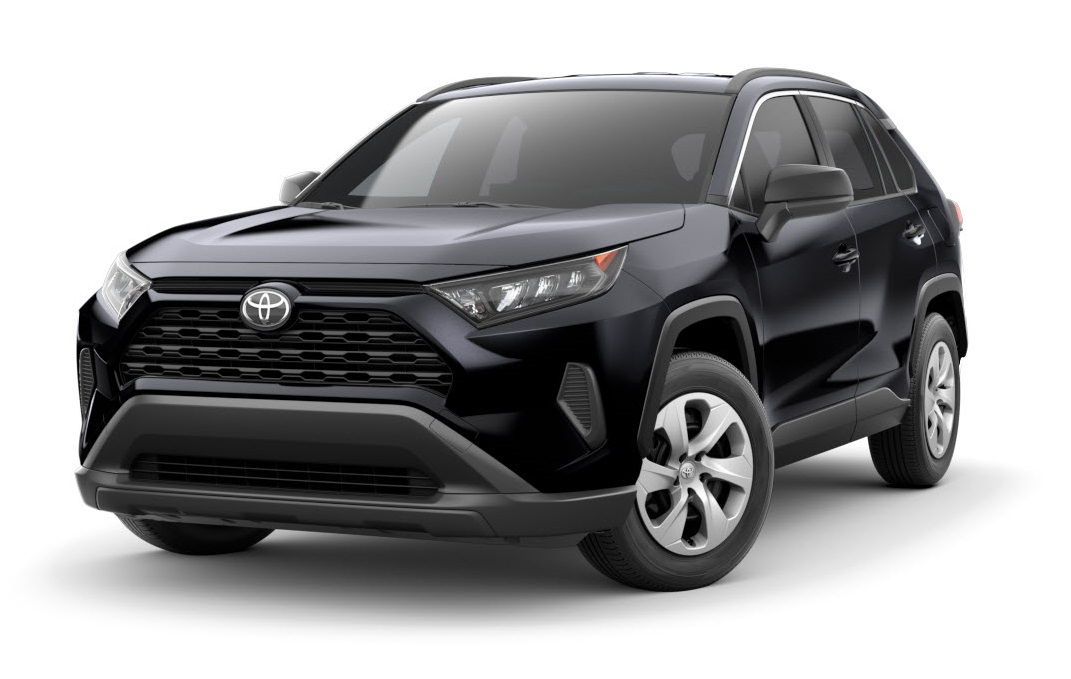 Which Toyota RAV4 Models Have AWD
