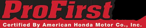 Pro first logo collision