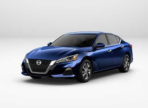 2020 Nissan Altima S 2.5
