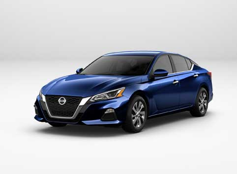 2021 Nissan Altima S 2.5