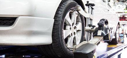 Alignment & Brake Check