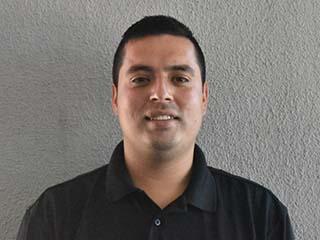 Edgar Arroyo Bio Image