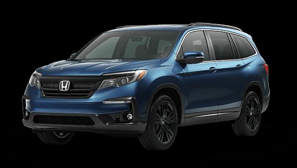 Honda Pilot Special Edition