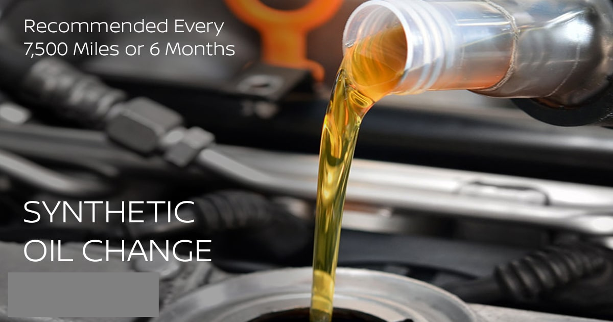 $21.95 Conventional Oil Change Special