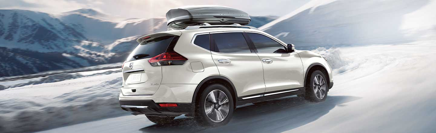 What is the Nissan Rogue's Towing & Payload Capacities?
