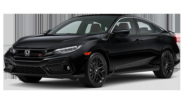 Honda Civic Si HPT Sedan