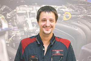 Nick Russell Bio Image