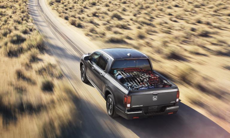 2020 Honda Ridgeline performance