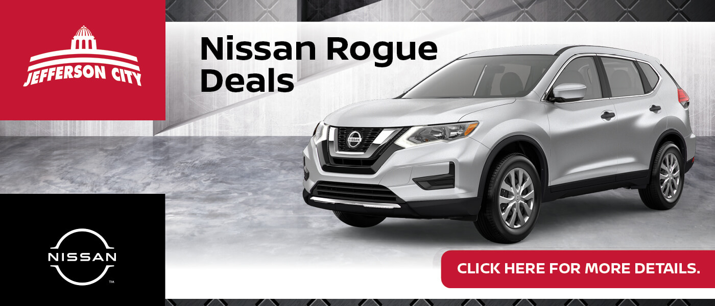 2020 Nissan Rogue Specials